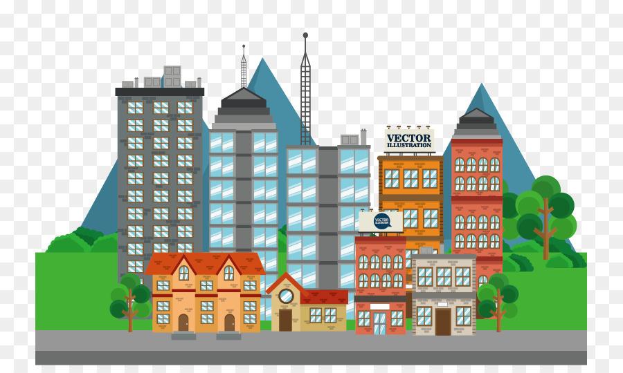 Real Estate Background png download.