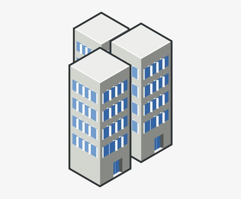 Office Building Cartoon Png Download.