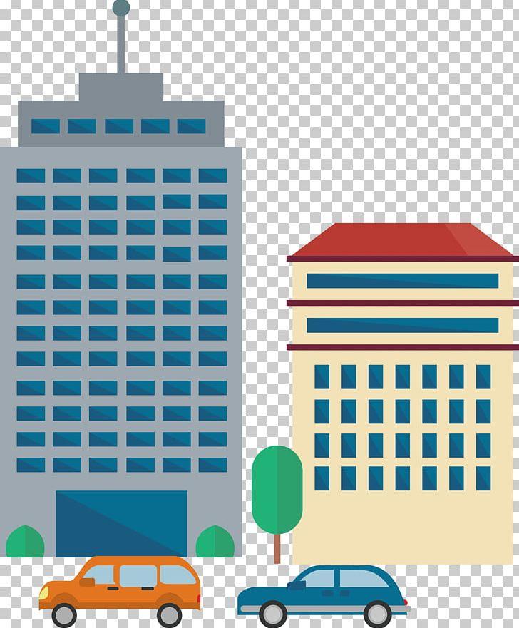 Office Building Skyscraper Cartoon PNG, Clipart, Area, Biurowiec.