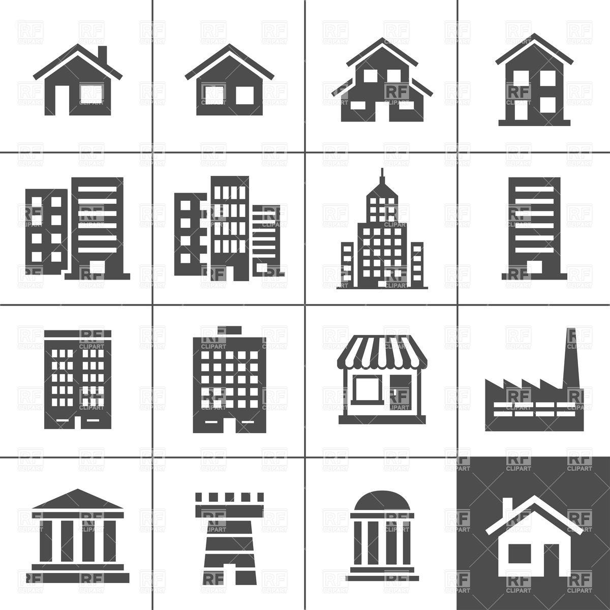 Free Building Clipart.