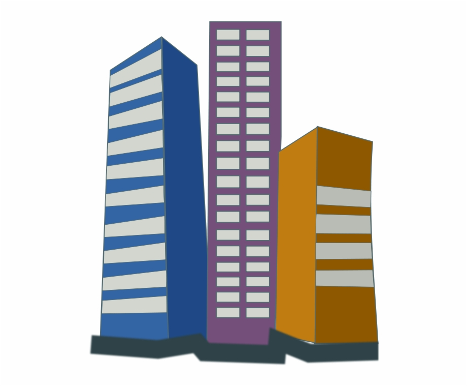 This Graphics Is Real Estate Icon About Building, City,.