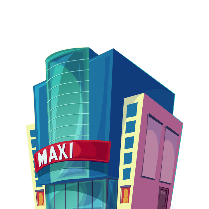 cinema building Image PNG Free Download searchpng.com.