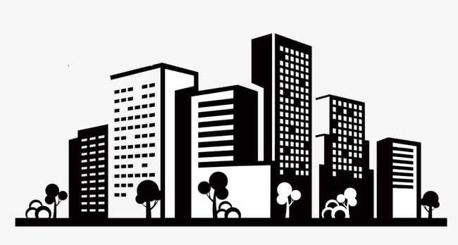 Building City Icons PNG, Clipart, Black, Building, Building Clipart.