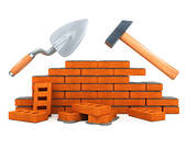 Clipart building construction.