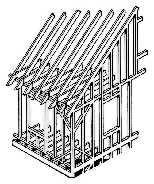 Building Construction Clipart.