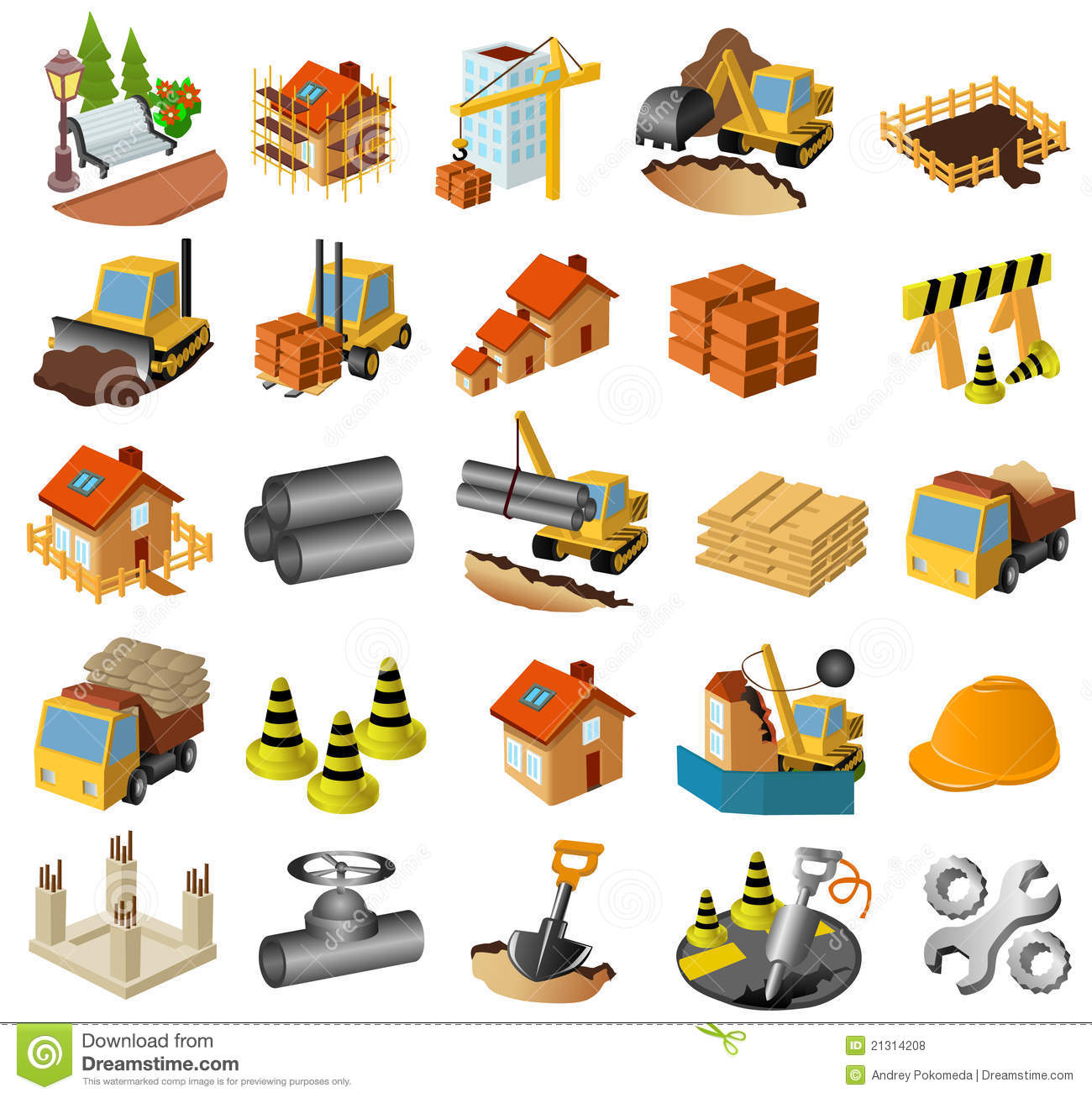 Building Construction Free Clipart.
