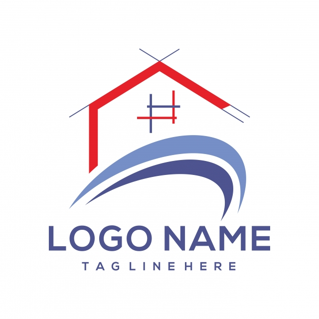 Architecture And Building Construction Logo Template for Free.