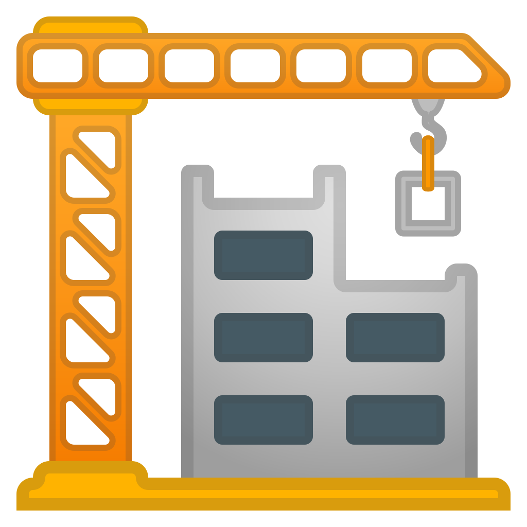 Building construction Icon.