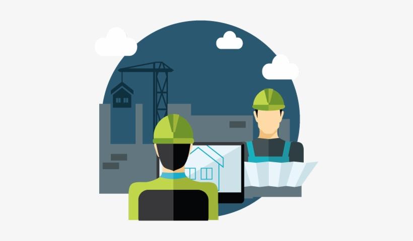 Construction Clipart Building Contractor.