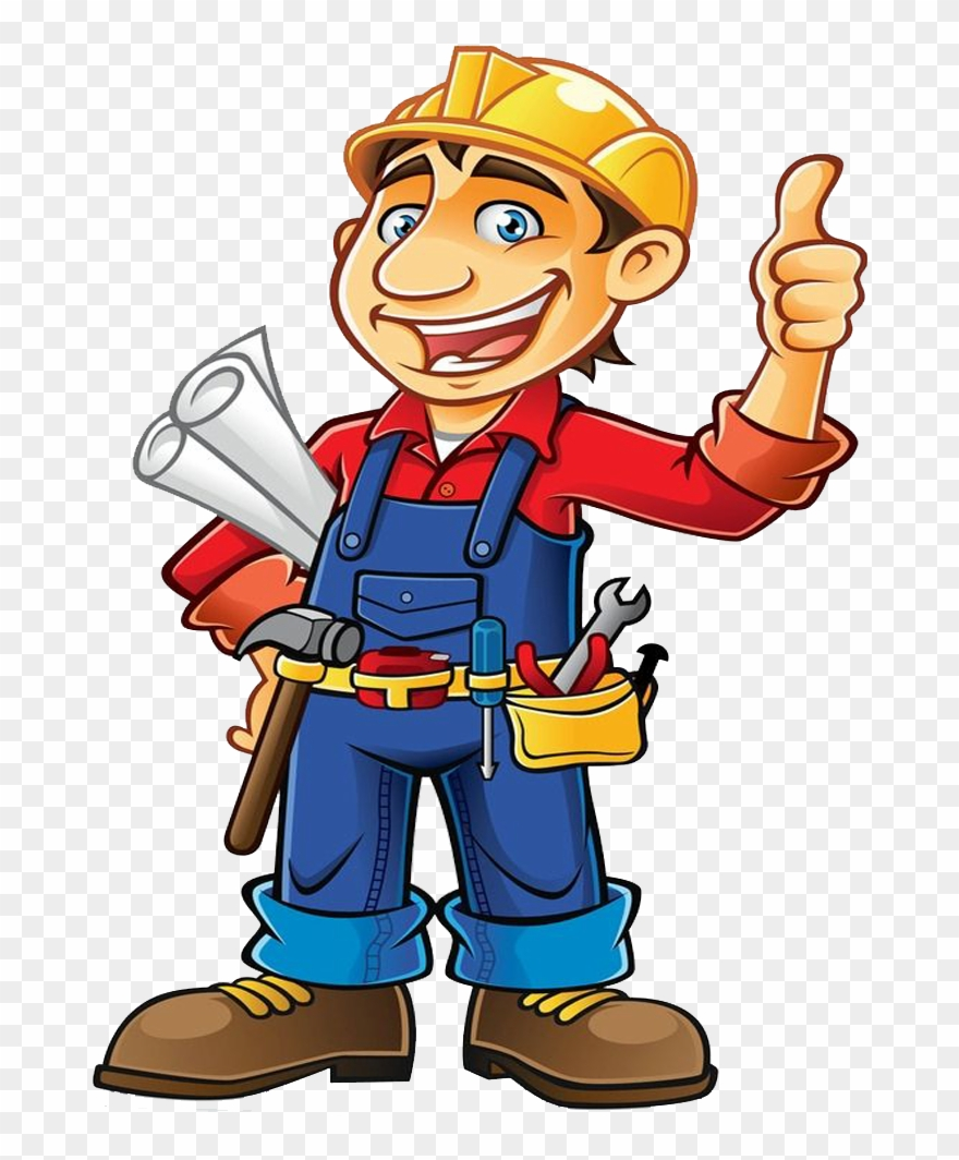 Engineering Clipart Contractor.