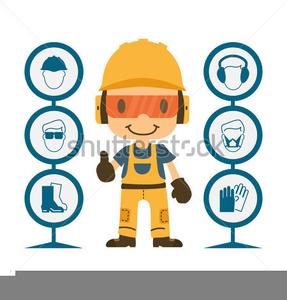 Building Contractor Clipart.