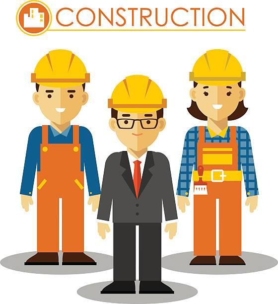 Building contractor clipart » Clipart Portal.