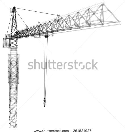 Tower crane vector free vector download (478 Free vector) for.