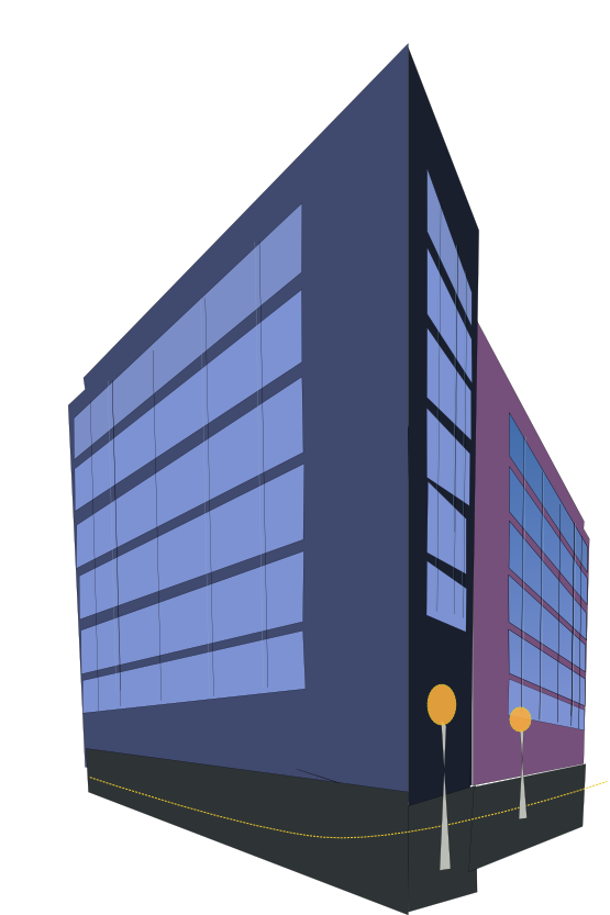 Office Building Clipart.