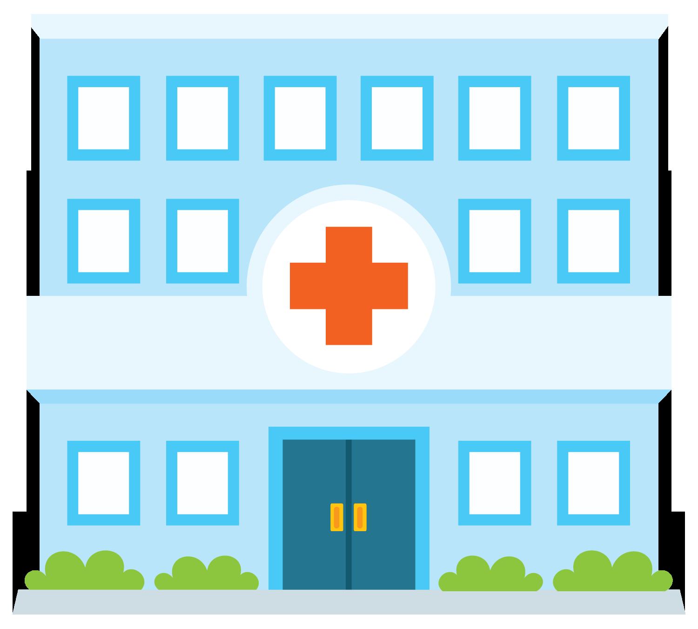 Free to Use & Public Domain Hospital Clip Art.