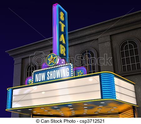 Theatre building Stock Illustrations. 390 Theatre building clip.