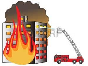 Building Fire Clipart (48 ).