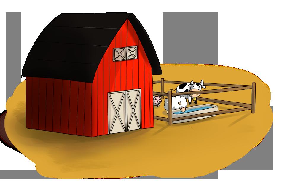 Free to Use & Public Domain Farm Clip Art.