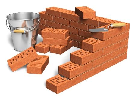 Building Foundation Clip Art.