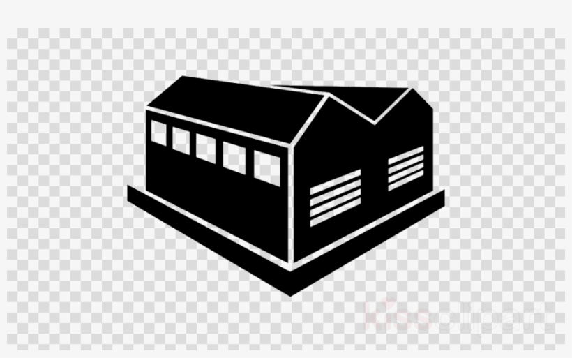 Industrial Building Icon Clipart Building Industry.