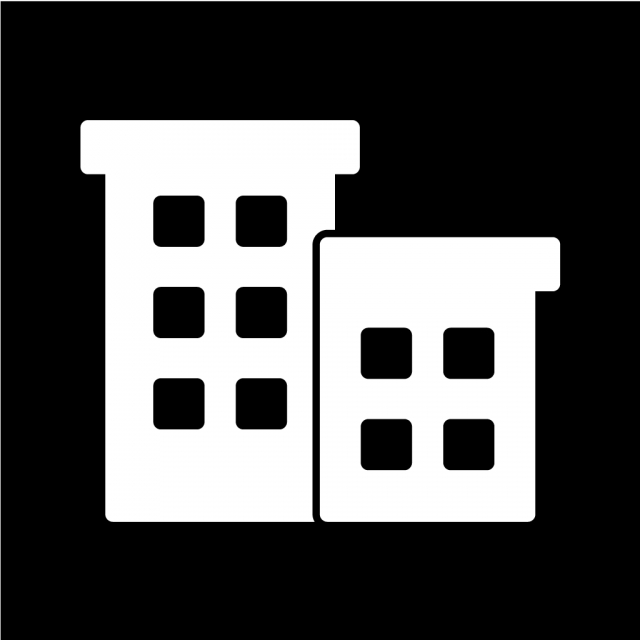 Vector Office Building Icon, Building, Buildings, Office Icon PNG.
