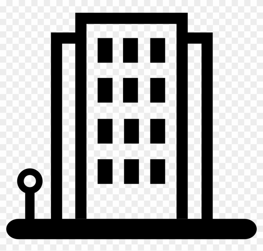 Building Icon Svg Png Icon Free Download 384126 Business.