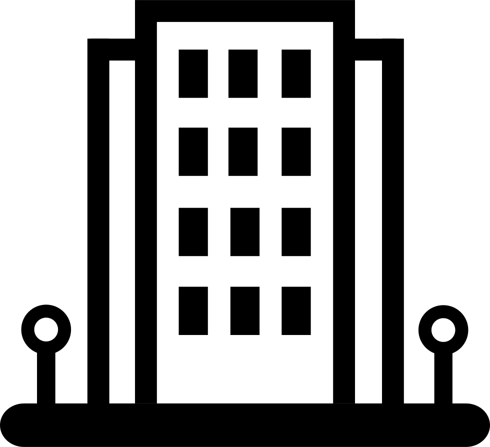 Building Icon Svg Png Icon Free Download (#384121).