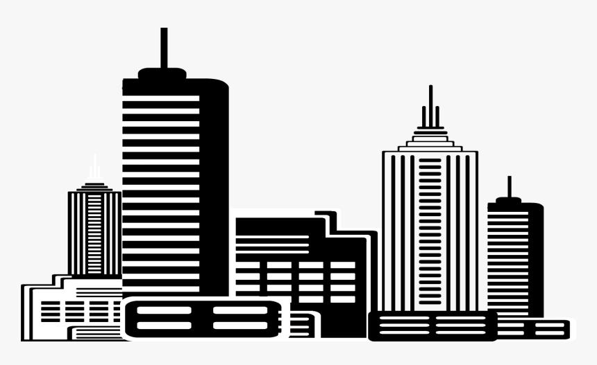 cityscape clipart black and white 10 free Cliparts ...
