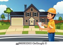 Building Inspector Clip Art.