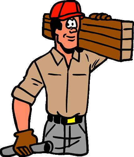 Building Maintenance Clipart.