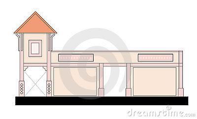 Shop Lot Stock Images.