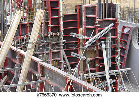 Stock Photography of building lot detail k7666370.