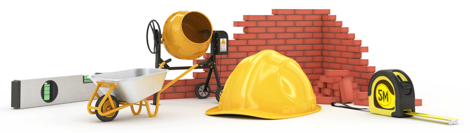 Building Materials Range Of Products.
