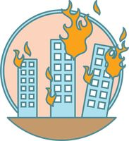Building On Fire Clipart (101+ images in Collection) Page 1.