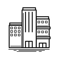 Office Building Images Clipart.