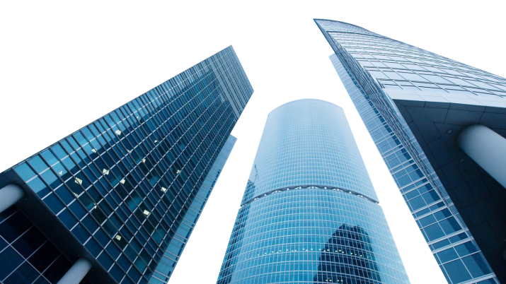 Buildings Sky Scrapers Transparent Background Image Free Download.