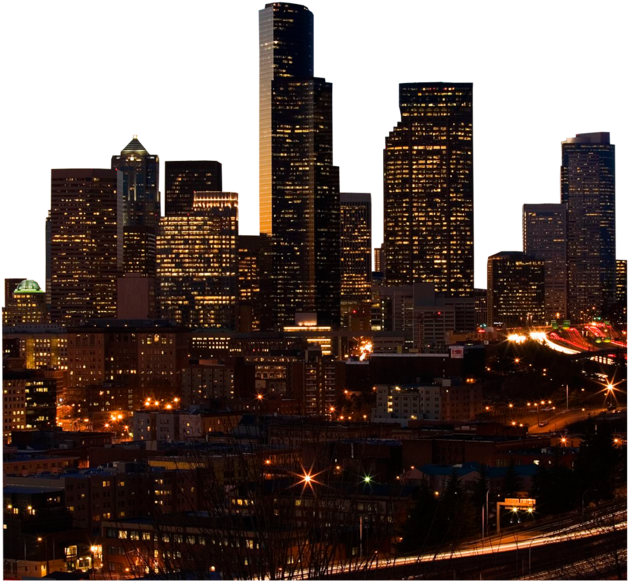 Download Seattle City Skyline.