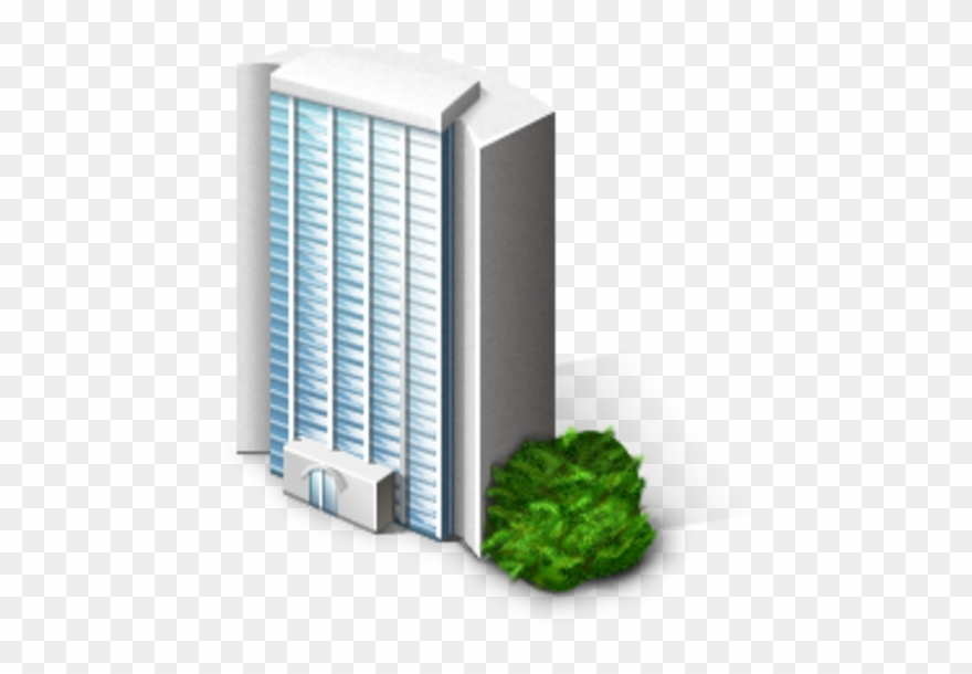 Business Building Clipart Png Transparent Png (#281068).