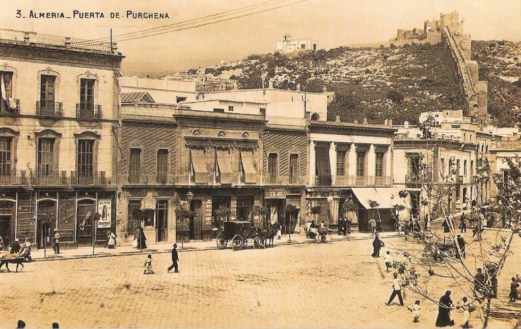 Fotos antiguas de Almería.