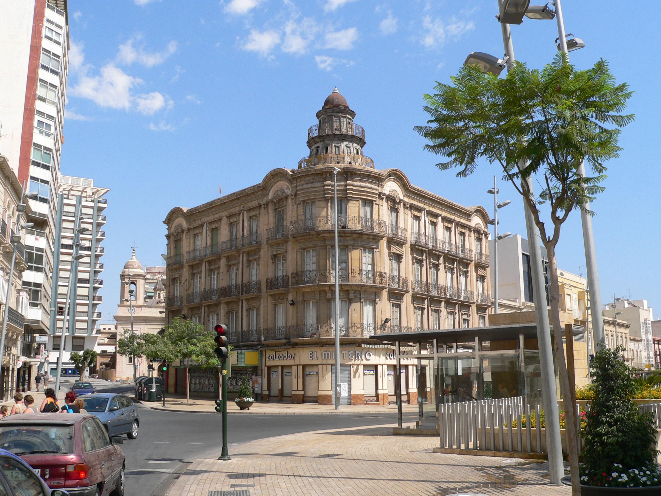 File:Almeria Puerta de Purchena fcm.jpg.