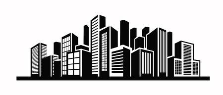 139,960 Building Silhouette Stock Vector Illustration And Royalty.