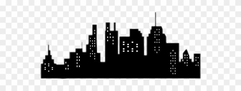 Buildings Sticker.