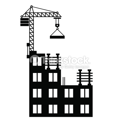 Building structure clipart.