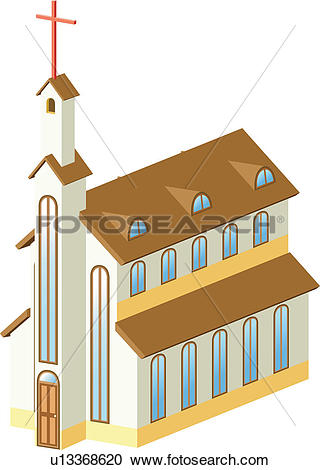Clipart of church, structure, building, architecture, religion.