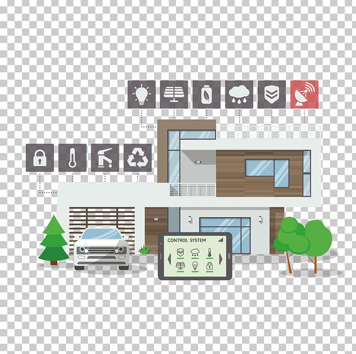 Home Automation Internet Of Things Illustration PNG, Clipart, Angle.