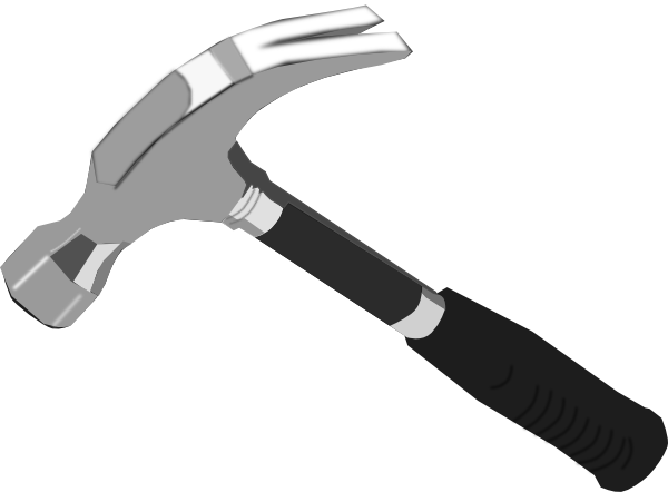 Building construction tools clipart.