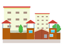 Free Architecture and Buildings Clipart.