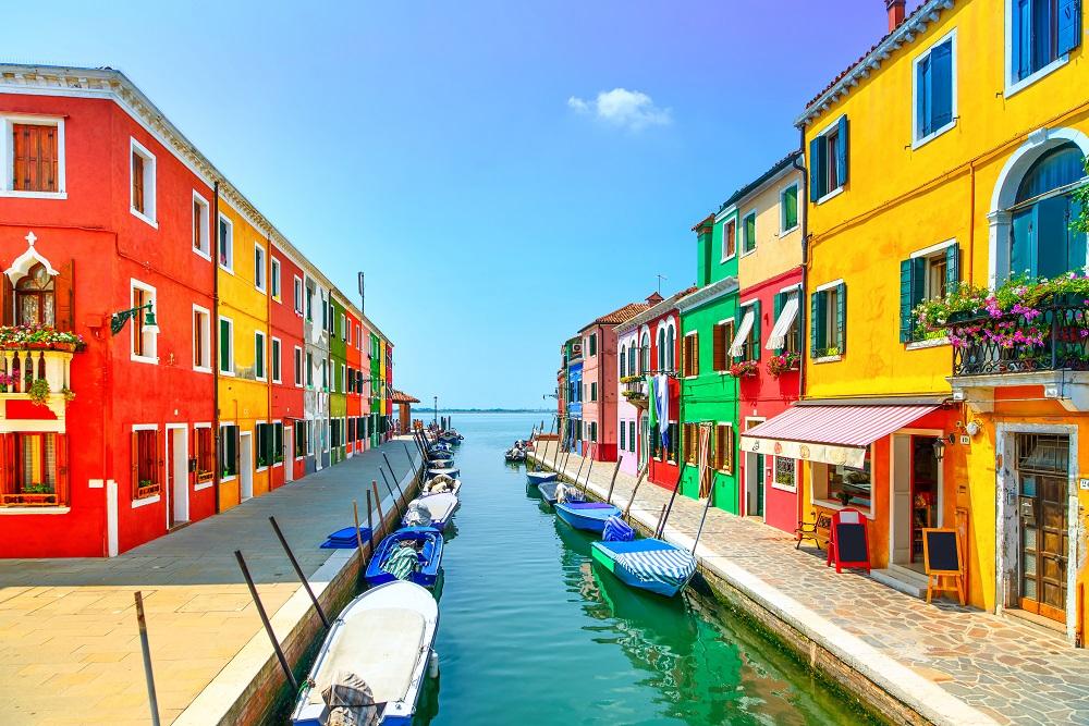 Magical Italy With Amalfi Coast.