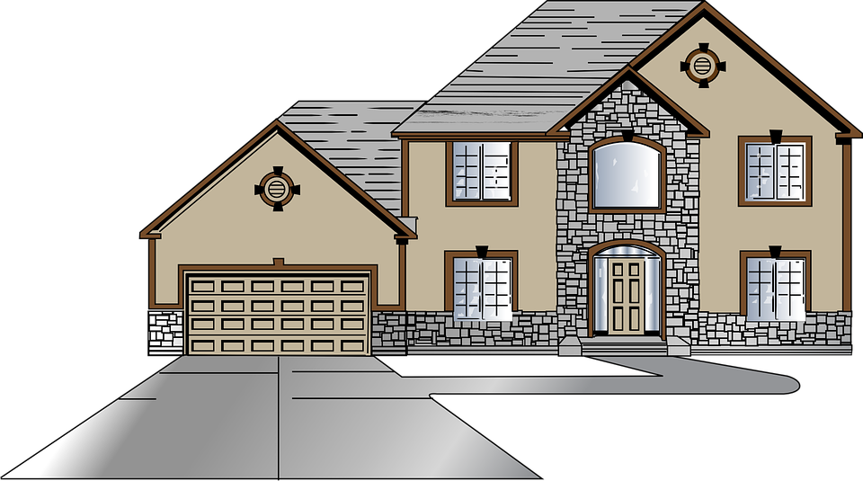 Free vector graphic: House, Building, Architecture.