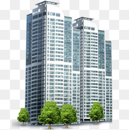 Office Building PNG Images.